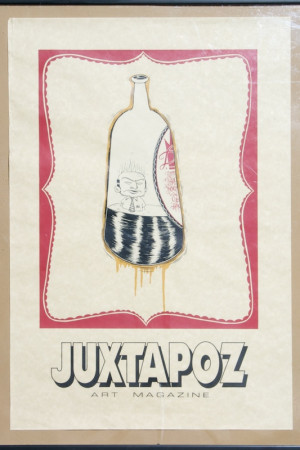 Barry McGee New Brow Art Silkscreen : 20th Century Vintage ...