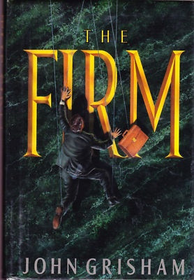 The Firm by John Grisham. Great author.: Books Movies, Reading Book ...