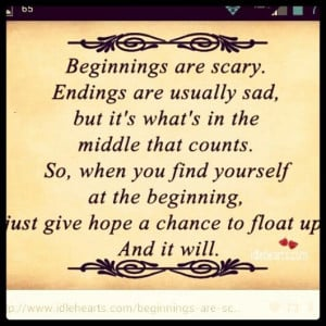 Hope floats favorite movie of mine!! Love that quote