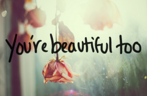 beautiful, flowers, pretty, quotes