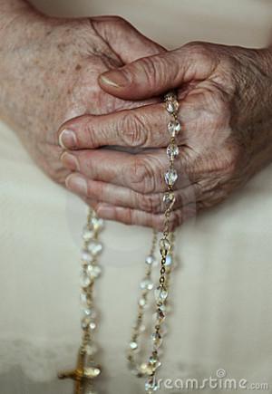 Inspirational Story – Grandma's Hands