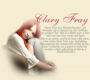 Shadowhunters [Jace♥Clary] #9 - Because whoever plays Jace and Clary ...