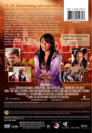 Preacher's Kid (US - DVD R1   BD)