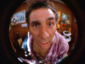 Cosmo Kramer #Seinfeld