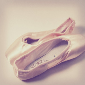 ballet shoes quotes