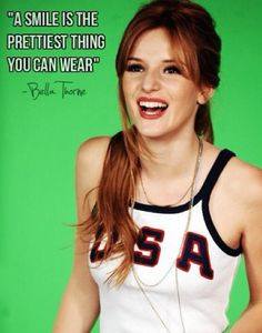 bella thorne quotes keep smile wonder quotes bella thorne 3