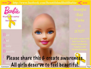 cancer trichotillomania alopecia bald & beautiful beautiful