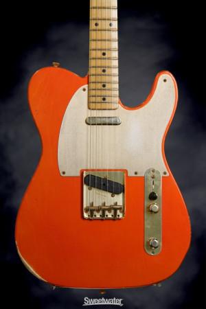 Tangerine Fender Telecaster