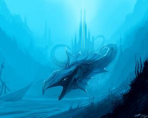 Sea Serpent Shevth Deviantart