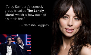 My favorite quote from the James Franco Roast