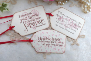 Cute Sayings for Wedding Favors