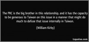 More William Kirby Quotes