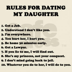 daughter gifts daughter mens rules for dating my daughter light t ...
