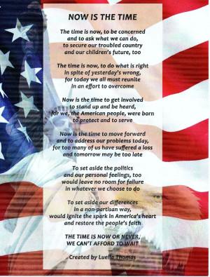 Patriotic Verse Gertrude...