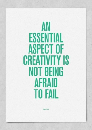 Uplifting quotes sayings not being afraid to fail
