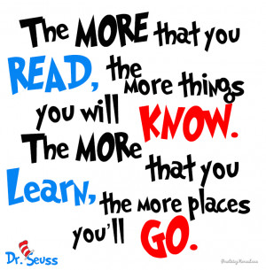 ... . Seuss Quotes from Practicingnormal #drseuss #books #quotes #reading