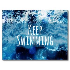Swim Quotes Gifts