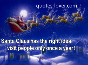 Chủ đề: Funny Santa Claus quotes