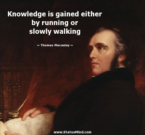 Quotes by Thomas Babington Macaulay
