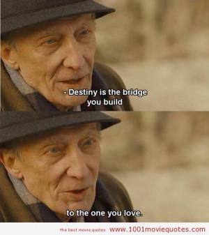 My Sassy Girl (2008) - movie quote