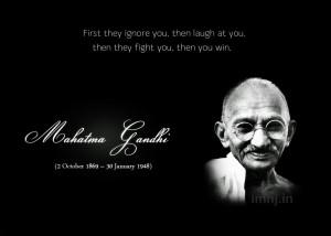 Mahatma Gandhi :quotes and images