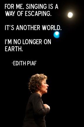 Edith Piaf #SkylightMusicTheatre #Milwaukee