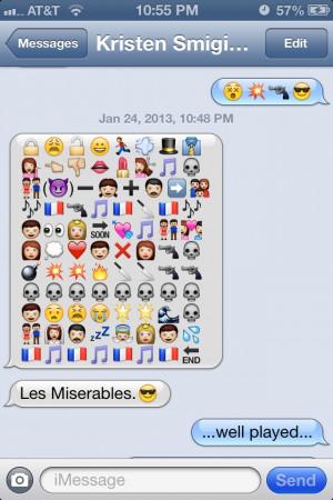 Funny Emoji Texts & Alphabet for Emotional Users