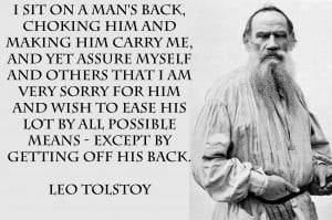 Famous Inspiring Leo Tolstoy Quotes About Life, Love and More
