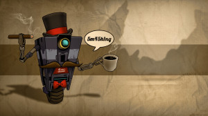 You are viewing a Borderlands 2 Wallpaper