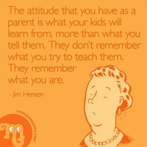 ... good role model for your kids!! Re-pin if you agree! #quotes #