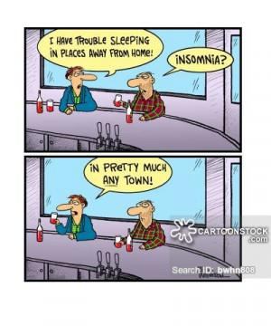 Sleep Deprivation cartoons, Sleep Deprivation cartoon, funny, Sleep ...