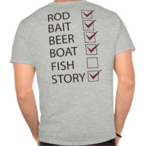 Funny Fishing T-shirts & Shirts