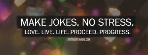 Click to get this make jokes no stress lil weezy timeline banner