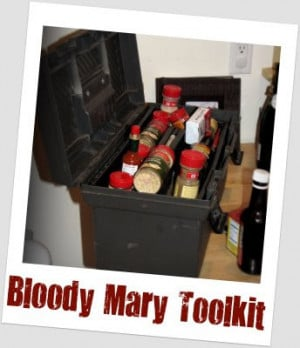 Funny Bloody Mary