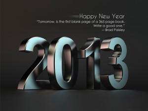 Happy New Year 2013 sayings for greeting cards 06