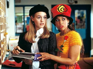 ... quote. DIONNE DAVENPORT From where? CHER HOROWITZ Cliff's Notes