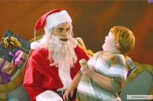 Bad Santa: Wallpapers, Shots, Covers, Posters