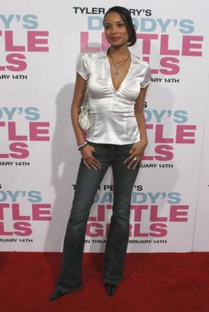Hollywood Rochelle Aytes...