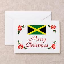 Jamaican Christmas Greeting Cards