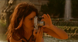 Penelope Cruz and a silver Leica M7, with a 35mm summilux; Vicky ...