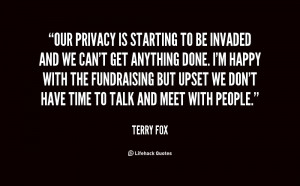Quotes About Privacy