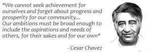 Cesar Chavez 3.31