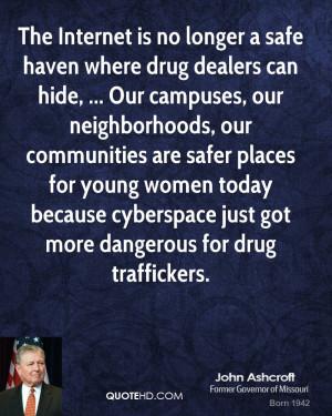 The Internet is no longer a safe haven where drug dealers can hide ...