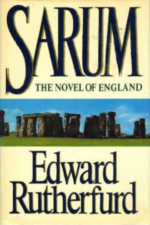 "Start by marking ""Sarum: The Novel of England"" as Want to Read:"