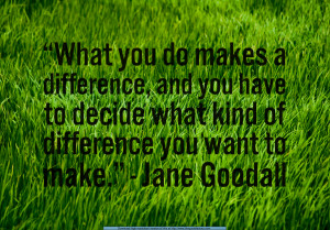 Jane Goodall , British scientist and anthropologist famous for her ...