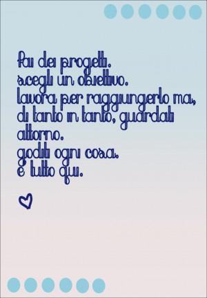 Italian quote