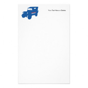Famous Quotes Stationery