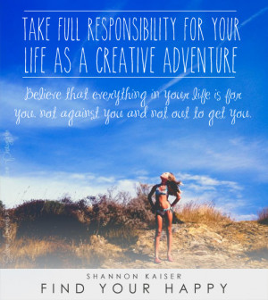 Dare to Believe Photographie & Find your Happy – Shannon Kaiser's ...