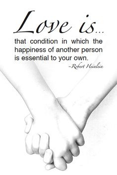 Free Printable Love Quote – Robert Heinlein via @newlywedsurvive