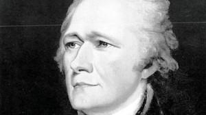 Alexander Hamilton Alexander Hamilton, shown in a circa 1804 portrait ...